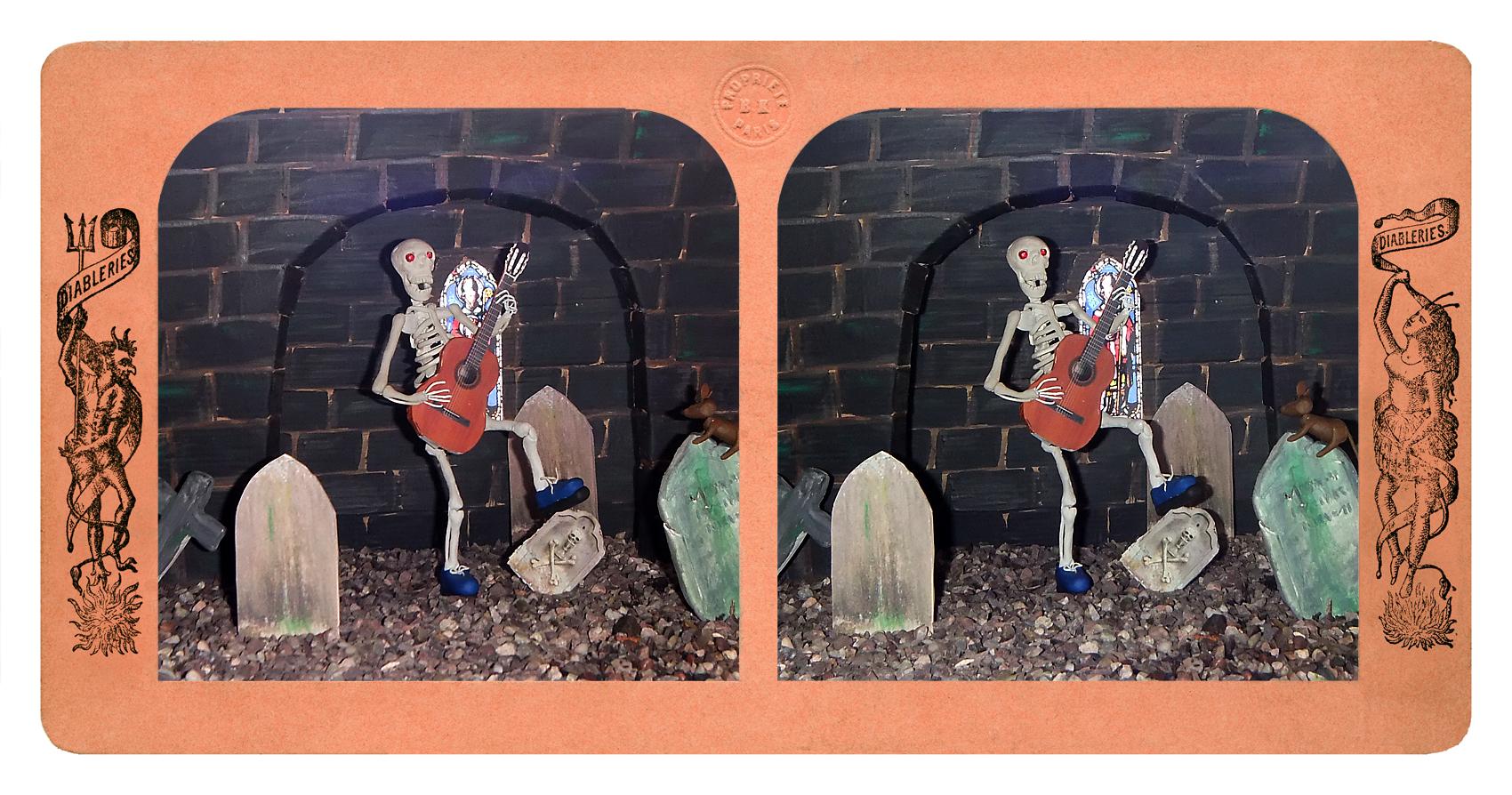 003-Alan Barker-Graveyard rock