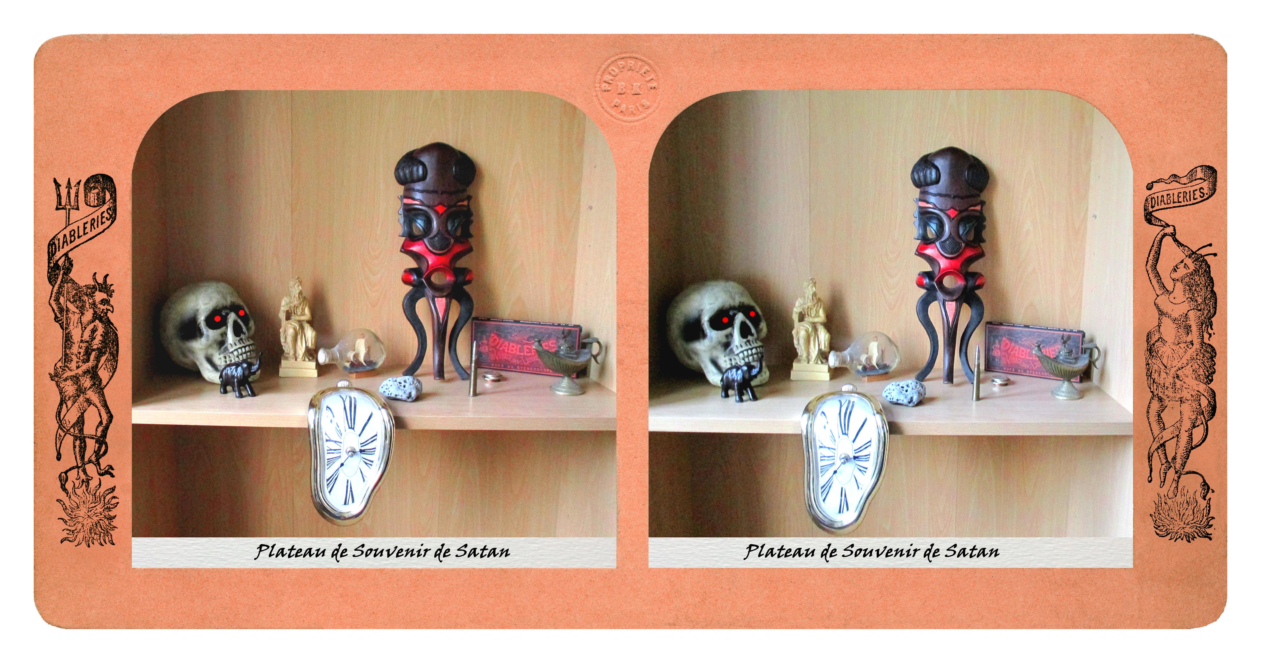 008-Sam Geden-Plateau de Souvenir de Satan Official Entry